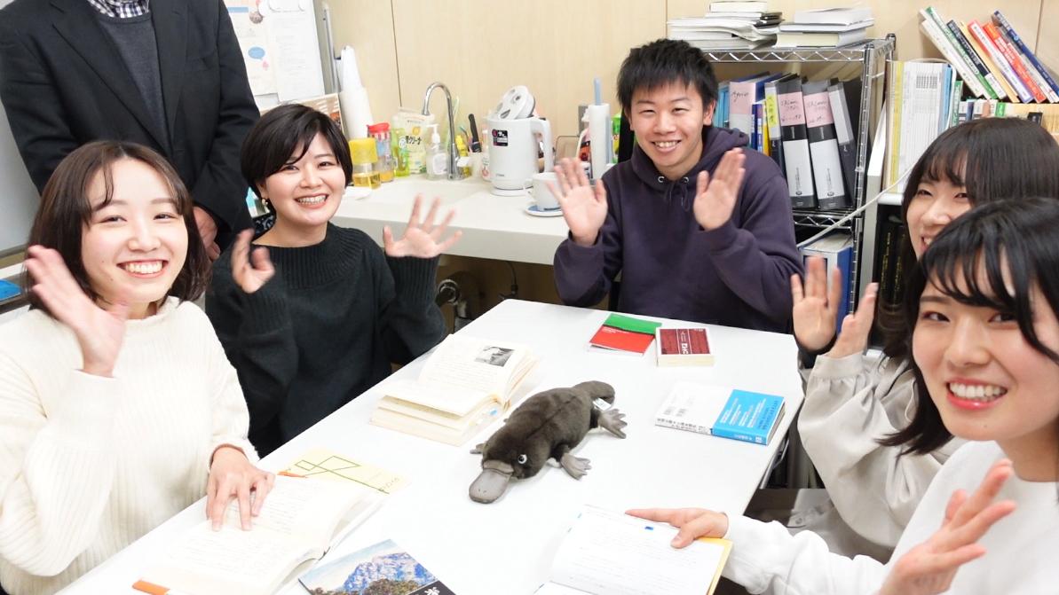 【研究室紹介】フードマネジメント学類の研究室を訪ねてみました#02