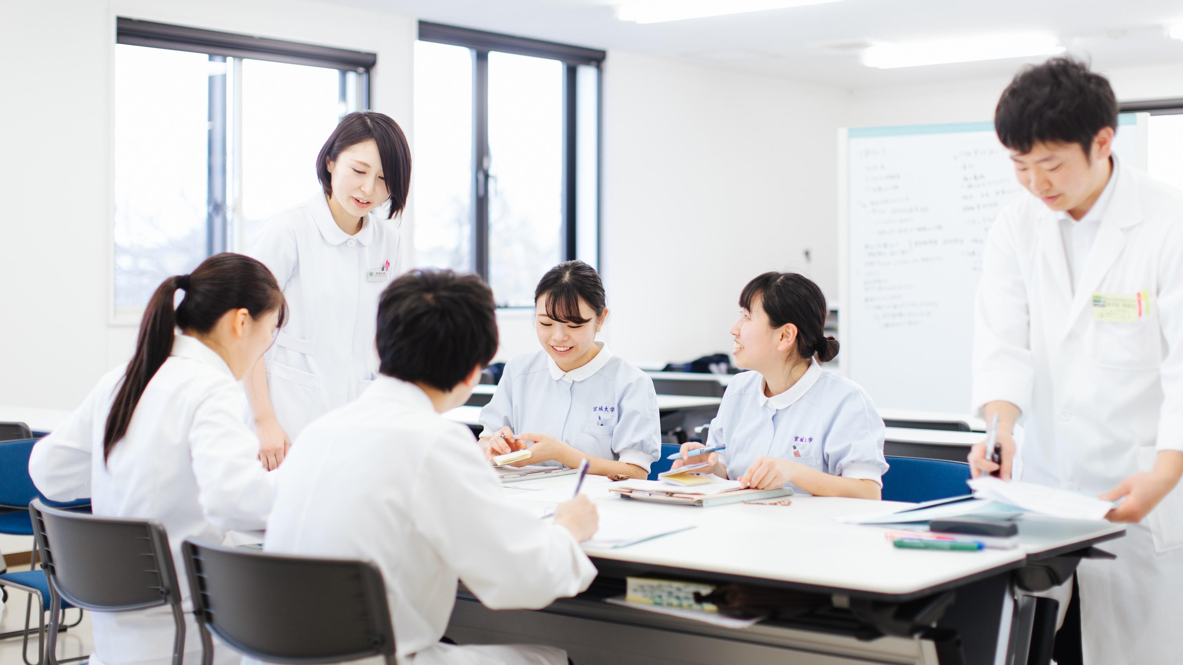 看護学群紹介