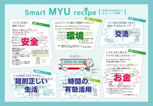 Smart MYU recip