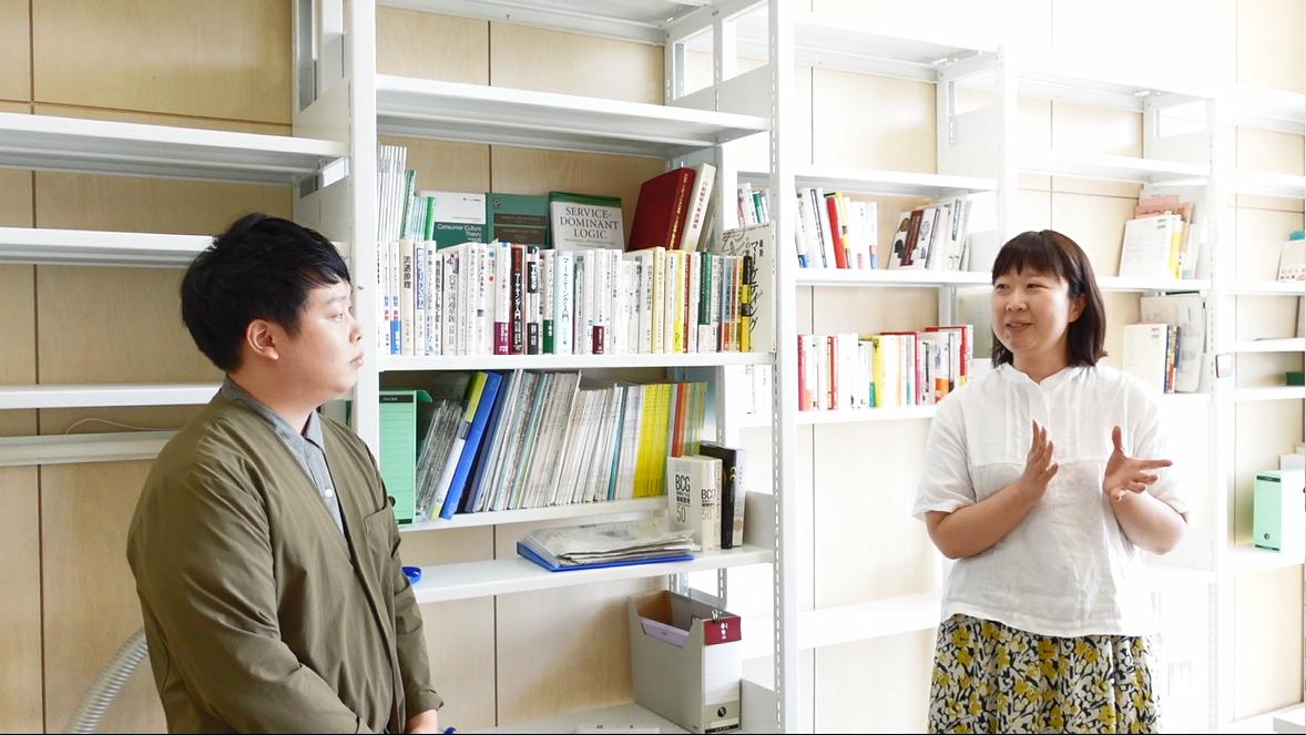 【研究室紹介】フードマネジメント学類の研究室を訪ねてみました#01